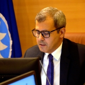 Conselheiro substituto Luiz Arcoverde F.