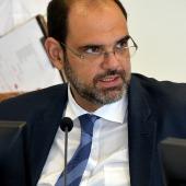 Conselheiro substituto Marcos Nóbrega